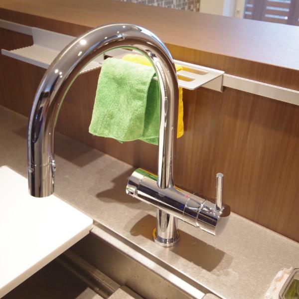 グローエ水栓(浄水器一体型)