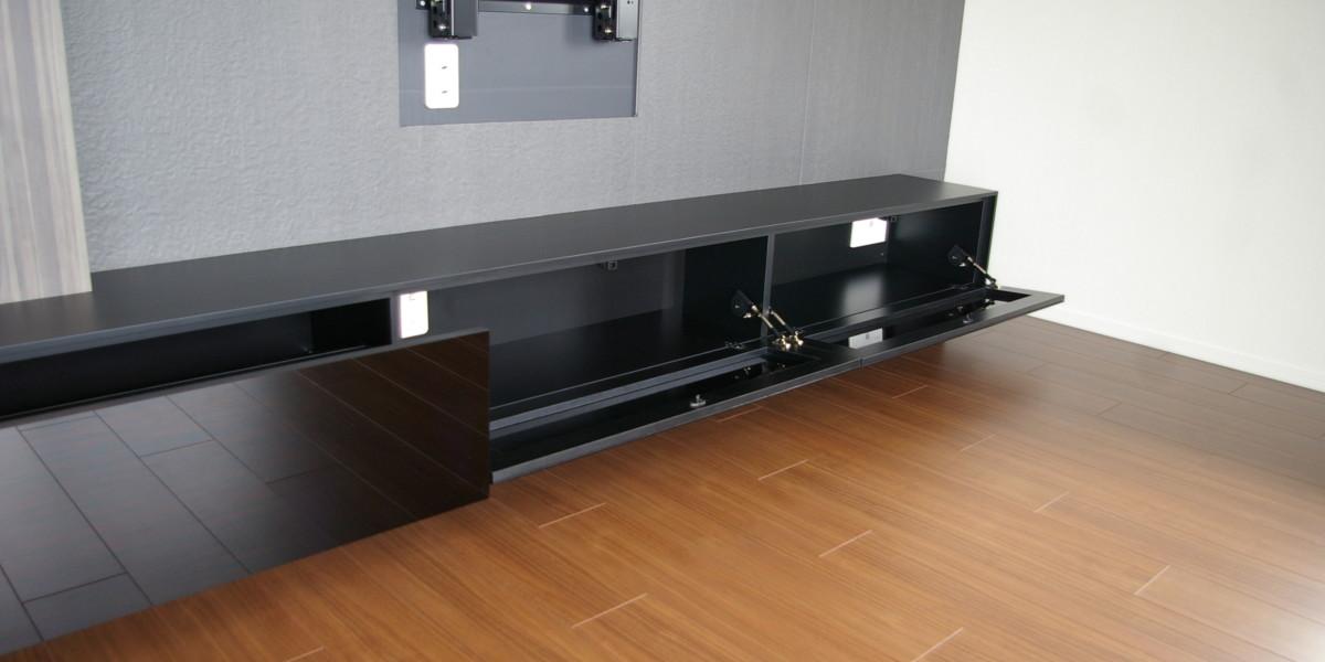 テレビボード機能
