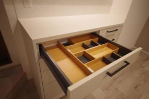 オーダーキッチン・キッチンバックボード・洗面化粧台