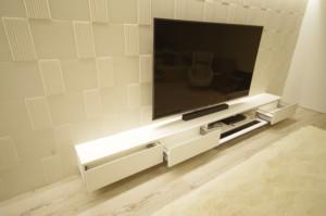 洗面化粧台・テレビボード