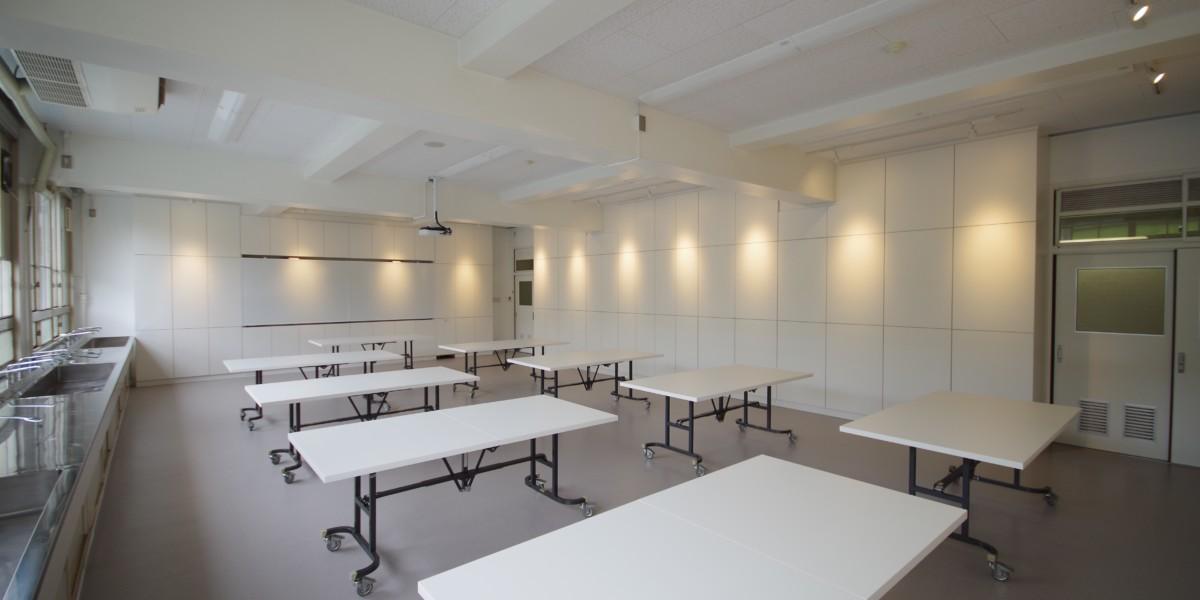 東大阪市 高校美術室(事例-029)